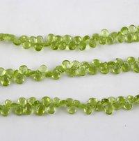 Natural Peridot Beads