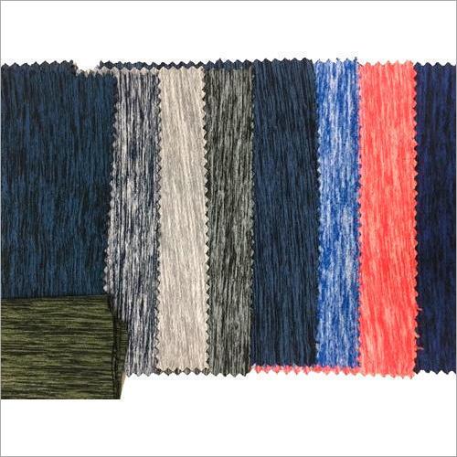 Dyed Jersey Knit Fabric