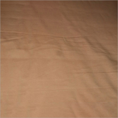 Brown Lycra Fabric