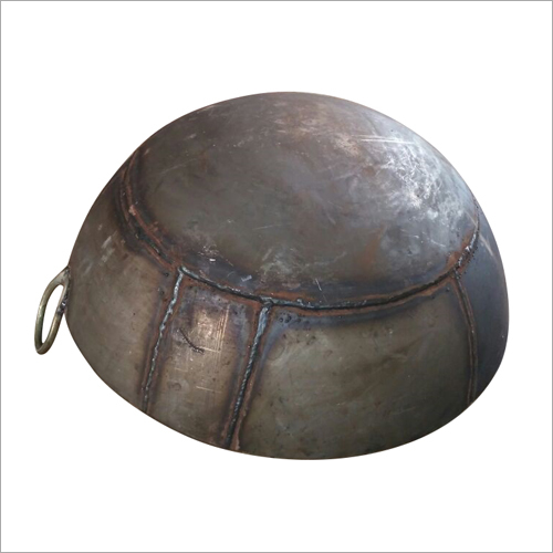 welding iron karahi
