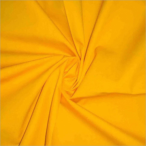 Yellow Rib Fabric