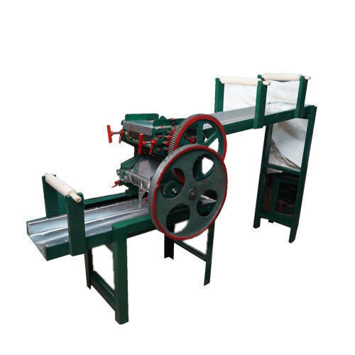 Semi Automatic Noodle Making Machine