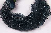 London Blue Topaz Beads