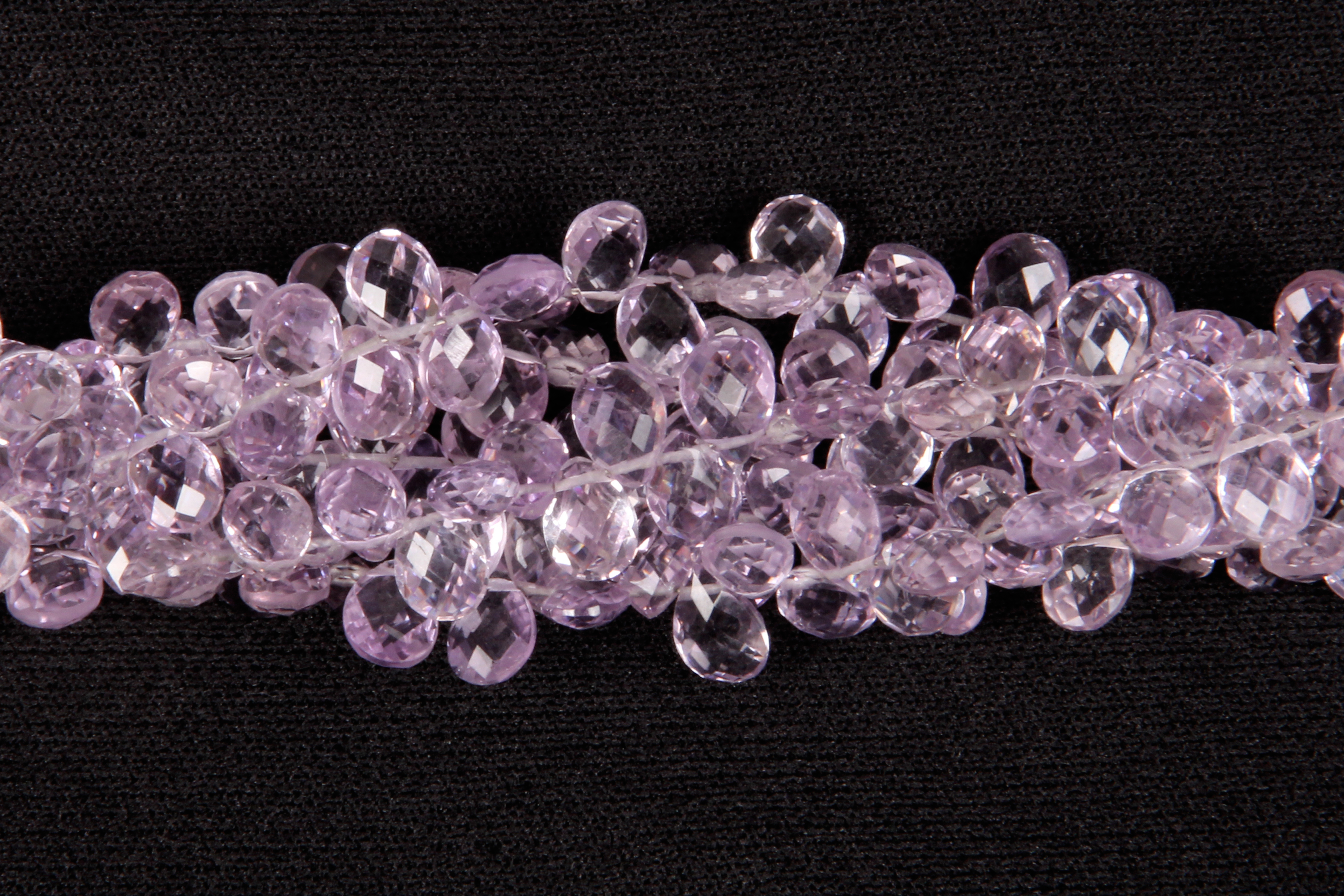 Pink Amethyst Beads