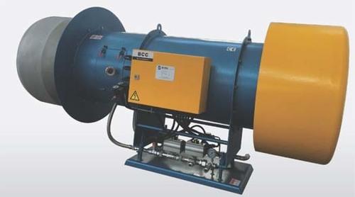 Gas,light/heavy oil multi fuel burner