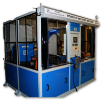Robotic Welding Automation System