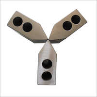 120 Degree Standard Hollow CNC Soft Jaw