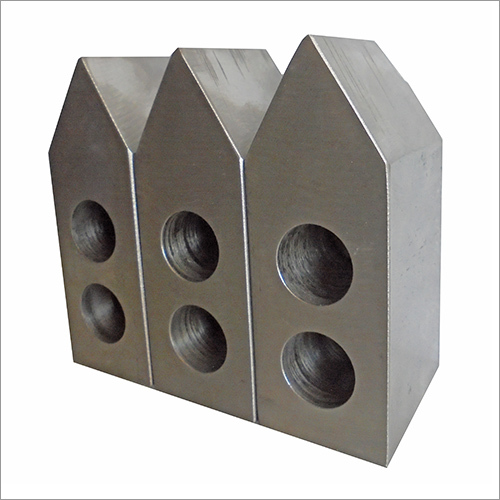 Stainless Steel CNC Chuck Jaw