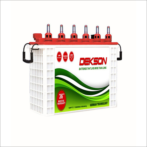 150Ah Tall Tubular Inverter Battery