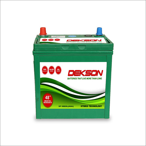 12v 45Ah Car Battery