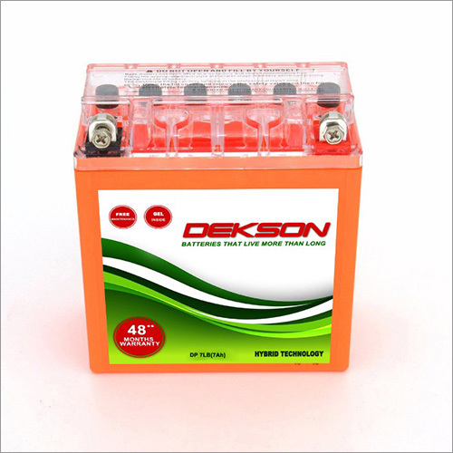 12v 7Ah Bike Battery