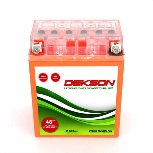 12v 9Ah Bike Battery