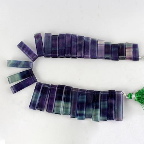 Natural Fluorite Beads
