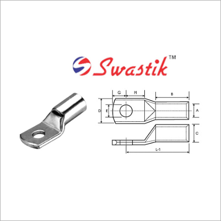 Heavy Duty Copper Lug