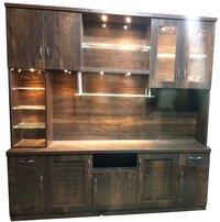 Wooden Display Unit