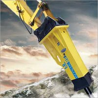 Soosan Hydraulic Rock Breaker