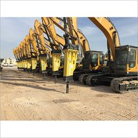Soosan Hydraulic Rock Breaker SB Series