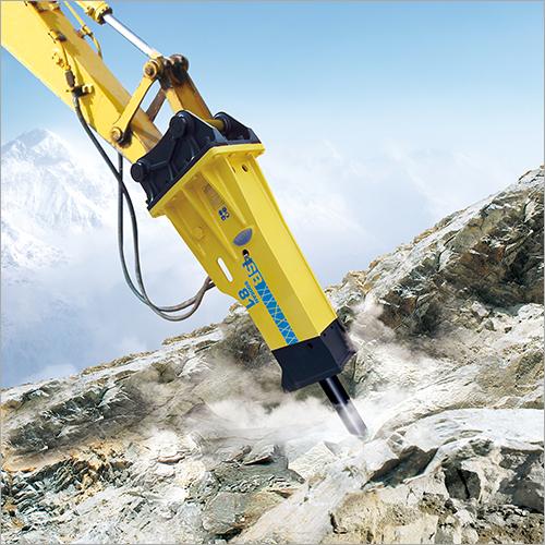 Soosan Hydraulic Rock Breaker