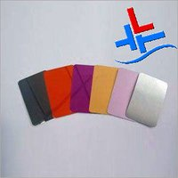Color Coated Aluminum
