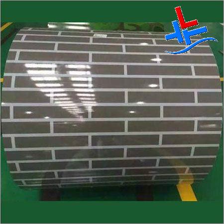 Brick Pattern Aluminum