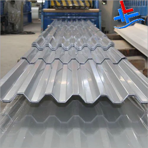 Corrugated Aluminum Roofing Sheets