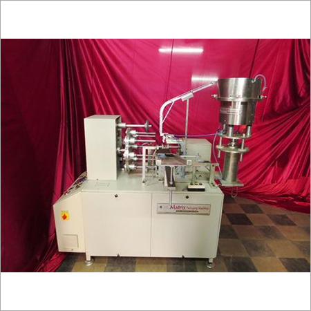 Automatic Tube Capping Machine