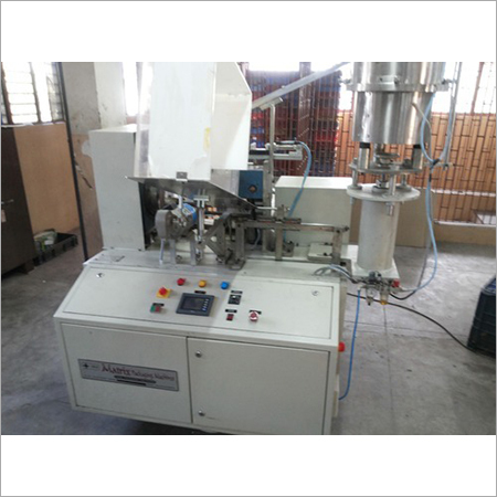 Aluminum Tube Capping Machine