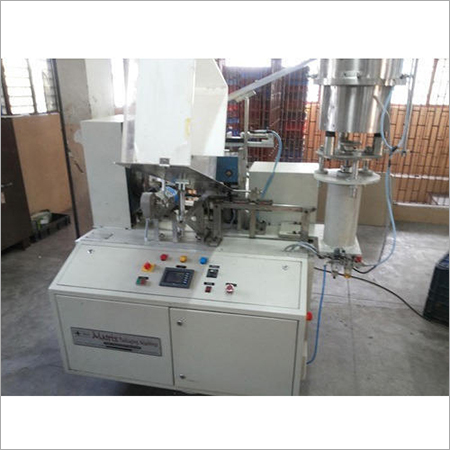 Collapsible Tube Capping Machine