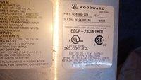 WOODWARD HMI 8406-120 F
