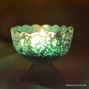 Ice Cup Shape Candle Holder