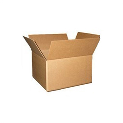 Brown Paper Corrugated Box