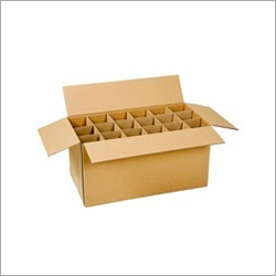Brown Corrugated Tray Box