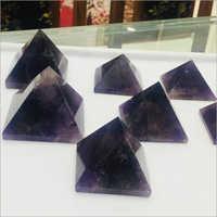 Amethyst Pyramids