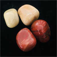 Yellow and Red Jasper Stone