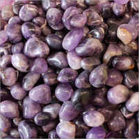 African Amethyst Tumbles