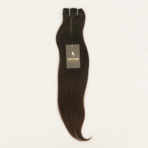 Raw Unprocessed Machine Weft Straight Hair india trader