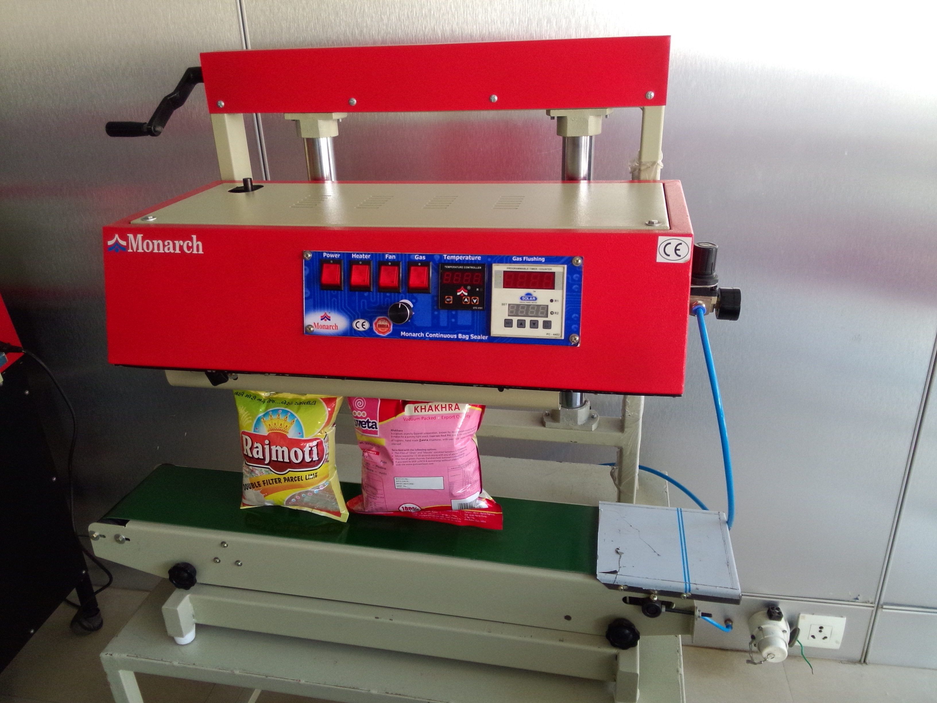 NITROGEN PACKING MACHINE