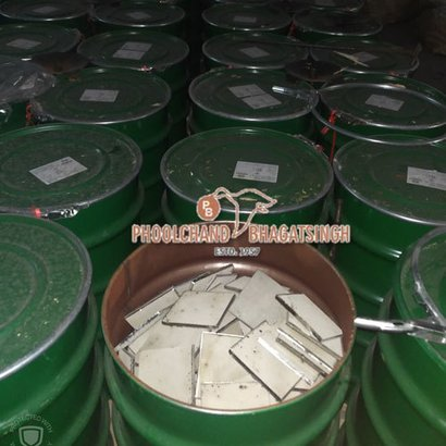 Nickel Sheet/Cathode Application: Industrial Purpose