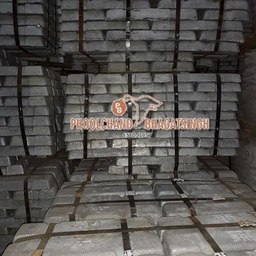 Zinc Ingots Application: Industrial Purpose