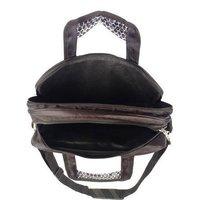 Nylon Black Office Bag