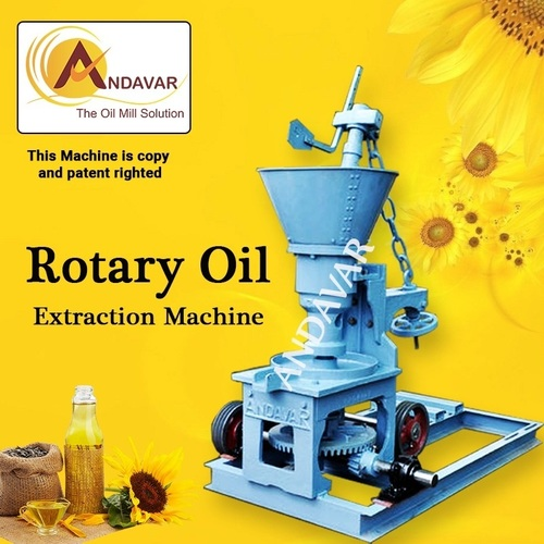 Sunflower Oil Rotary Machine