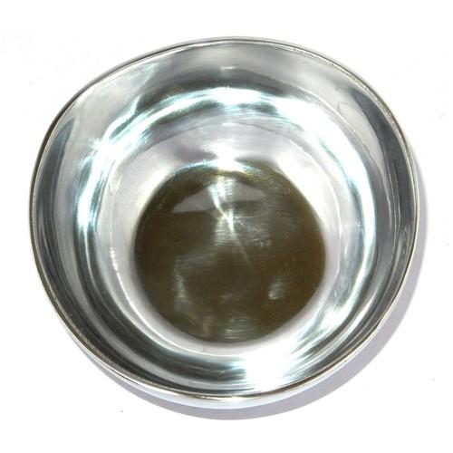 Aluminium Fruit Bowl Round
