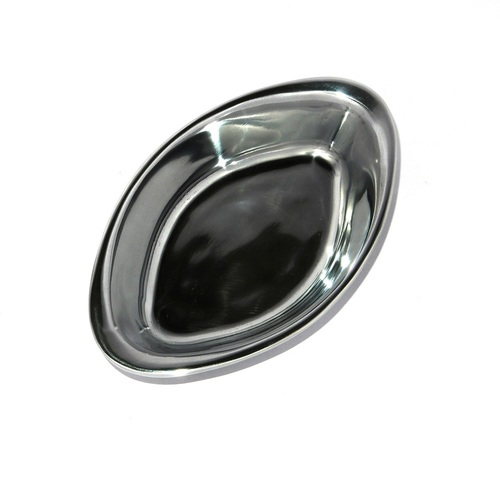 Aluminium Fruit Bowl Oval