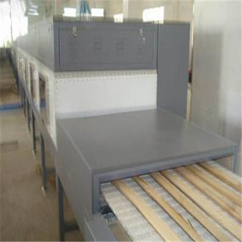 Wood Plates Microwave Drying Sterilization Machine