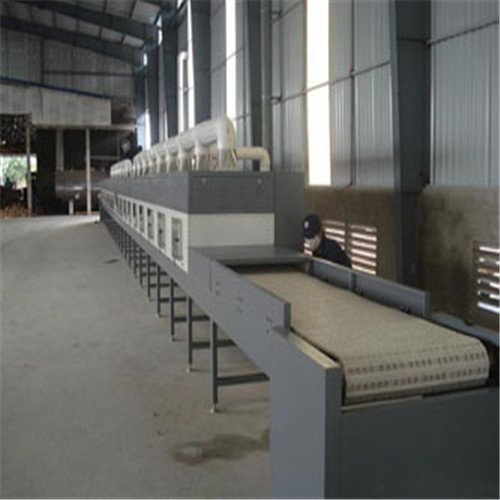 Paper Edge Bore Drying Curing Machine