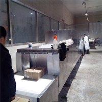 Industrial Microwave Frozen Chicken Beef Thawing Machine