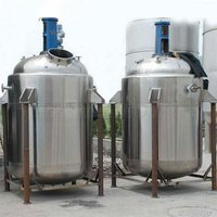Process Reactors ,Stainless Steel Chemical Reactor