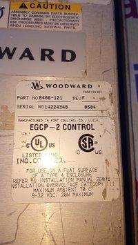 WOODWARD HMI 8406-121 F