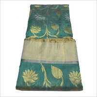 Designer Bridal Silk Saree