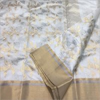 Ladies Chanderi Saree